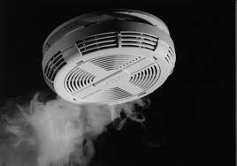 Senzor de fum,detector fum