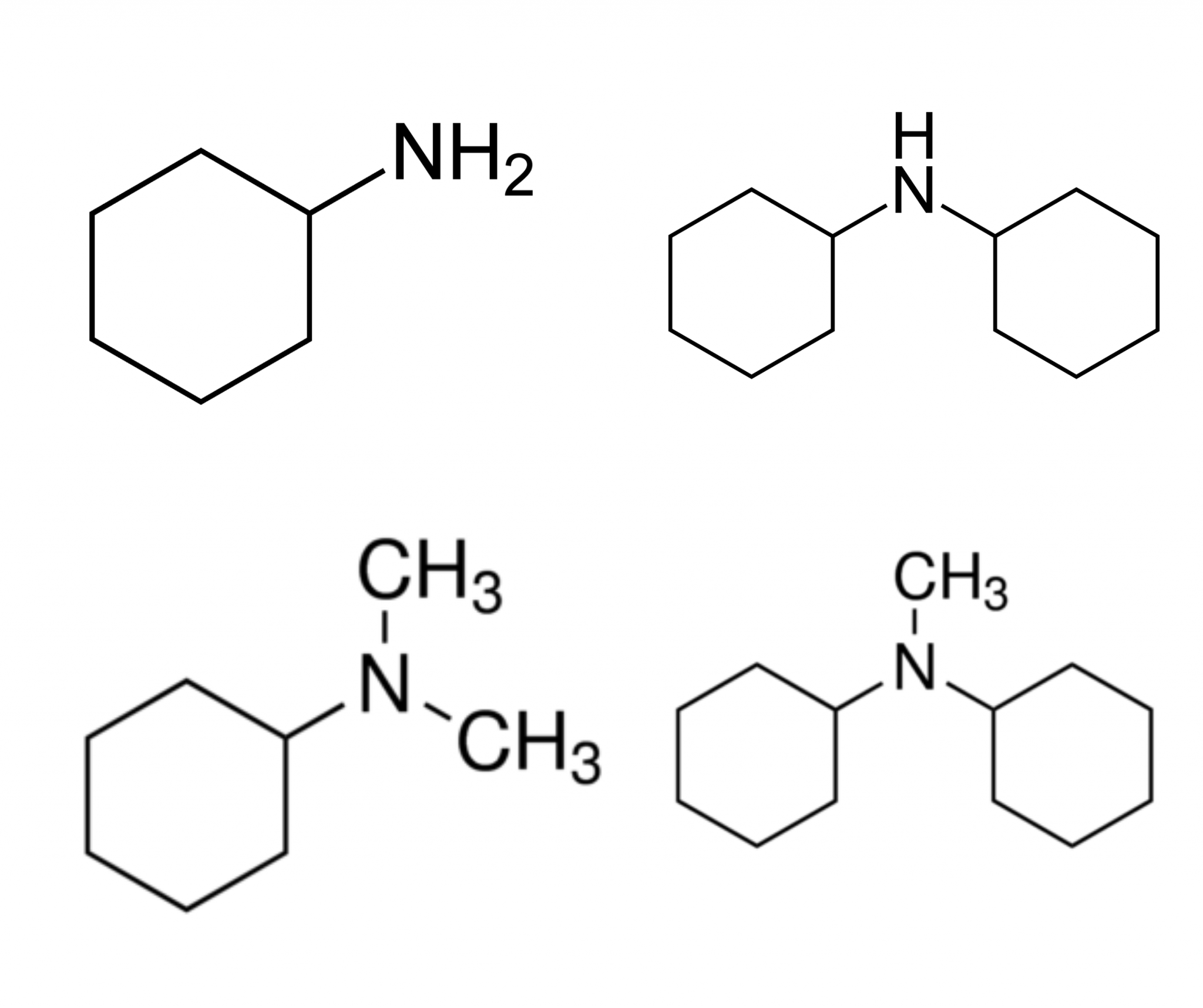 Cycloamines