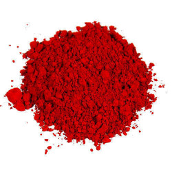Red food coloring, powder, Carmoisine E122 - plastic container 25 kg