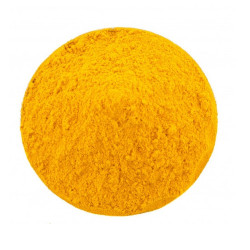 Yellow food coloring, powder, Tartrazine E102 - plastic container 1 kg