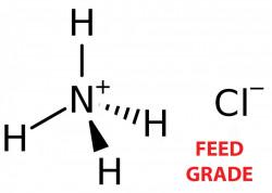 Clorură de amoniu (feed grade)