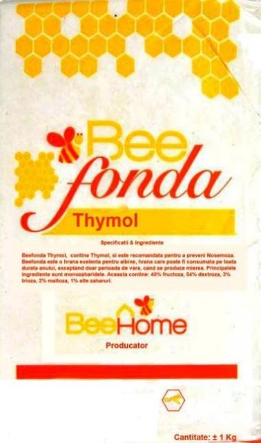 BeeFonda cu thymol 1 kg