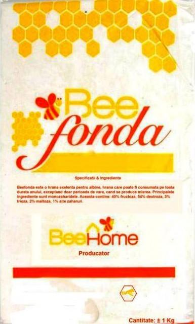 BeeFonda turta energetica 1 kg