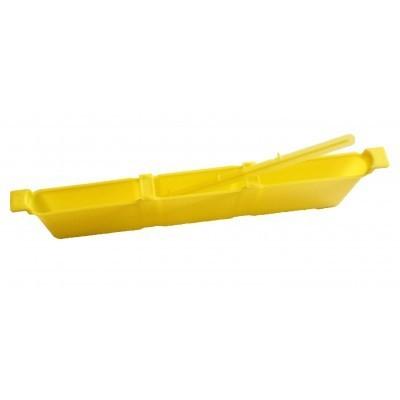 Hranitor uluc din plastic 1 litru cu plutitor