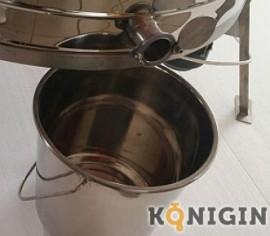 Centrifuga Konigin pt miere, tangenţiala (3R), actionare mecanică