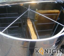 Centrifuga Konigin reversibila (4R), cu actionare mecanică si electrica 12v