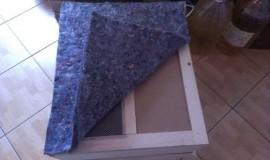Pasla pt izolat podisorul 42 x 50cm - 2 lei