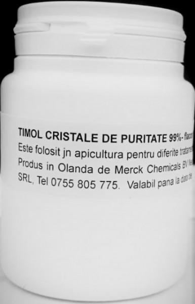 Timol cristale 100 gr