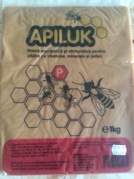 Turta Apiluk Proteic (cu polen, vitamine si minerale) -LIPSA STOC