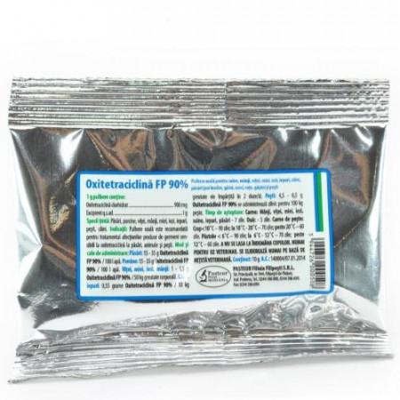 Oxitetraciclina FP 90% - plic 10 grame