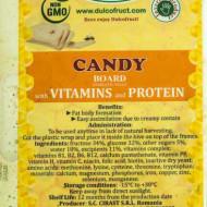 Turtă cu proteine şi vitamine Dulcofruct