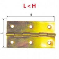 Balama pafta tip 2 - 50mmx40mm