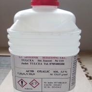 Acid Oxalic preparat 1L - 5% concentratie oxalic