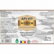 Apivit Nosem - turta antinosema cu Nosestat si Apivit Nosem