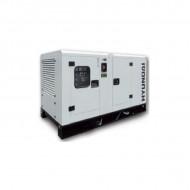 Generator de curent trifazat cu motor diesel HYUNDAI DHY34K(S)E 25kW