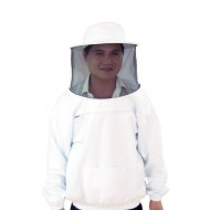 Hanorac apicol cu masca rotunda