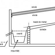 Topitor ceara solar - 1 rama 1/1 , gratar inox