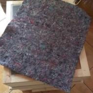 Pasla pentru izolat podisorul 42 x 50 cm - pentru stupi pe 10 rame