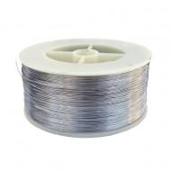 Sarma inox alimentar - bobina alba 1 kg diametru 0.45 mm