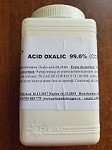 Acid oxalic pudra - 0.5 kg, puritate 99.6%