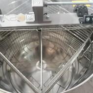 Centrifuga Lyson Minima, inox, 4 rame, tangentiala, manuala - 600 mm