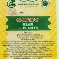 Dulcofruct Turtă solidă energetică cu plante