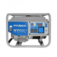 Generator pe benzina, de curent monofazic 6 kW HYUNDAI HY6001