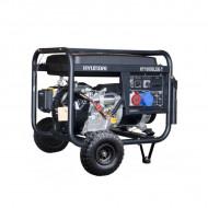 Generator pe benzina, de curent trifazic HYUNDAI HY10000LEK-T