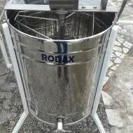 Centrifuga RODAX 3 rame 1/1, 6 rame 1/2, manuala, tangentiala -se executa la comanda