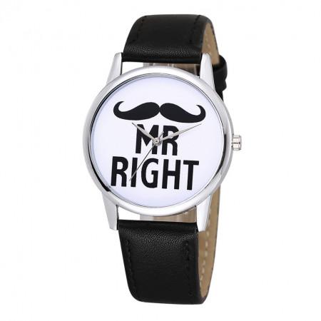 Ceas barbatesc Mr Right