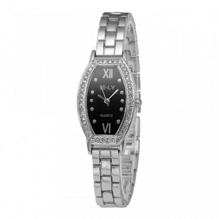 Ceas de dama E-LY classic silver