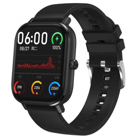 Ceas smartwatch Lokmat P8, android, iOS, bluetooth, notificari