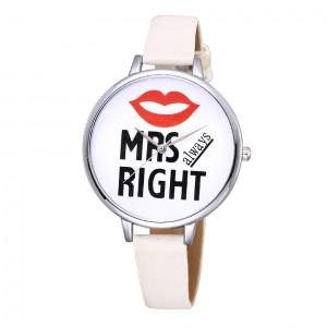 Ceas de dama Mrs Right