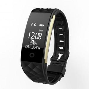 Bratara fitness smart S2, monitorizare ciclism, ritm cardiac, notificari, OLED