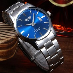 Ceas barbatesc Swidu blue