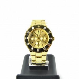 Ceas de dama Geneva Cantona gold