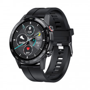 Ceas smartwatch PL16, retina display, bataile inimii, notificari, 1.3 inch