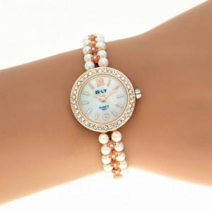 Ceas de dama E-LY pearl gold