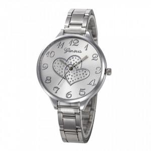 Ceas de dama Geneva Cybele silver