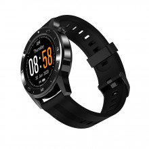 Ceas smartwatch F22, ritm cardiac, nivel oxigen sange, monitorizare somn, iOS si Android, Bluetooth 4.0