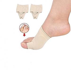 Separator si protectie degete picior, protectie impotriva monturilor, cu pernute de silicon