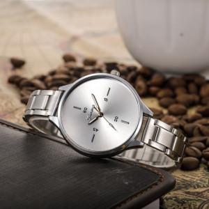 Ceas de dama Geneva Eidya silver