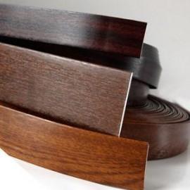 Coprifili per infissi PVC in rotolo effeto legno standard larghezza 40 mm immagini