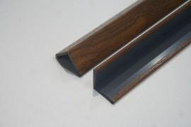 Angolari PVC 40 x 20 pellicolato in 63 colori spessore 2 mm immagini