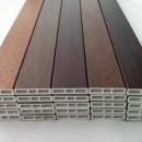 Profilo cornice pellicolato standard liscio da 80mm x 7 mm  - profilo complementare di finitura in PVC - paco di 5 barre di 6 mt