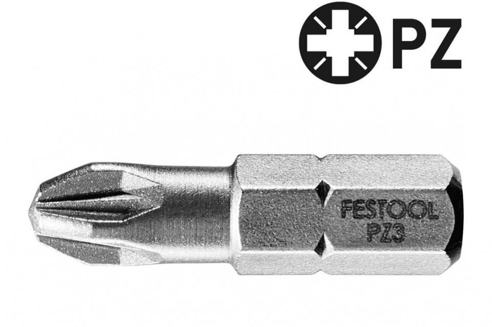 Bit PZ PZ 3-25/10 Festool