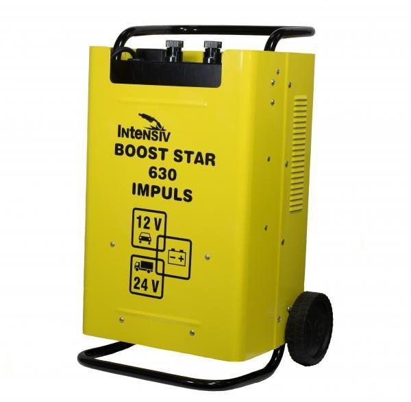 BOOST STAR 630 IMPULS - Robot si redresor auto INTENSIV Intensiv