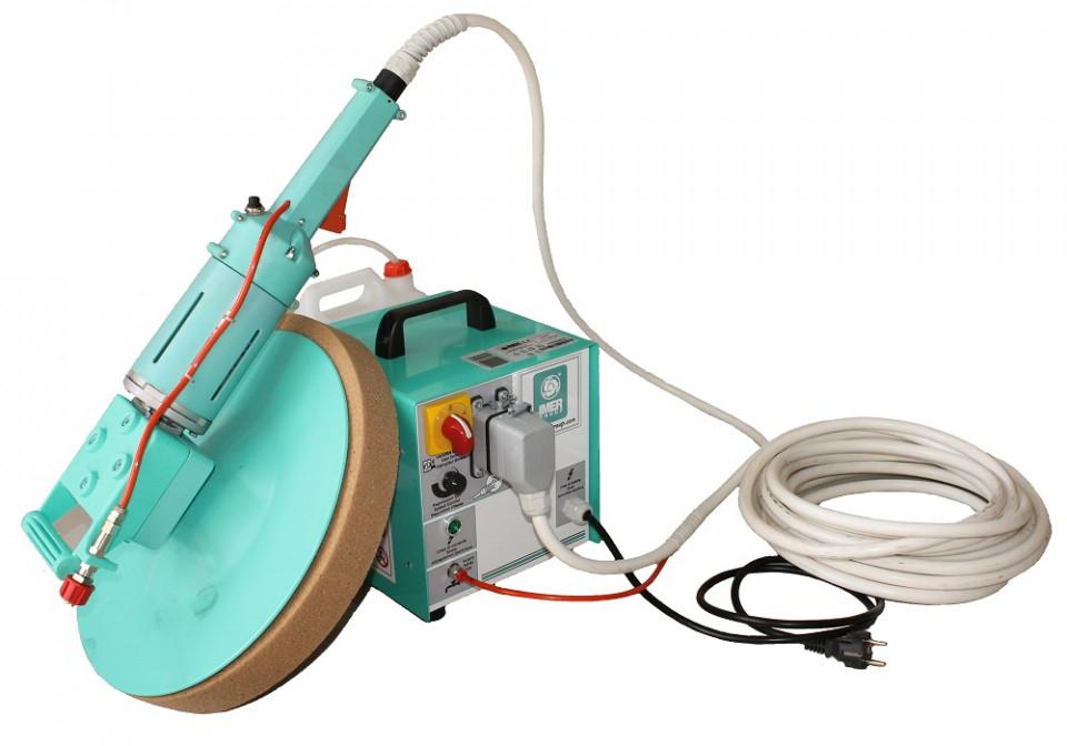 Drisca electrica Speedy, diametru paleta slefuire 370 mm, imagine IMER albertool.com
