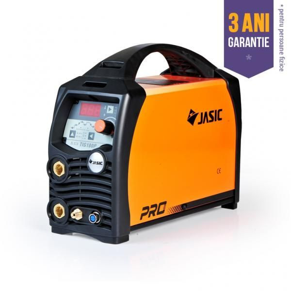 JASIC PRO TIG 180 Pulse (W211) - Aparate de sudura TIG/WIG JASIC