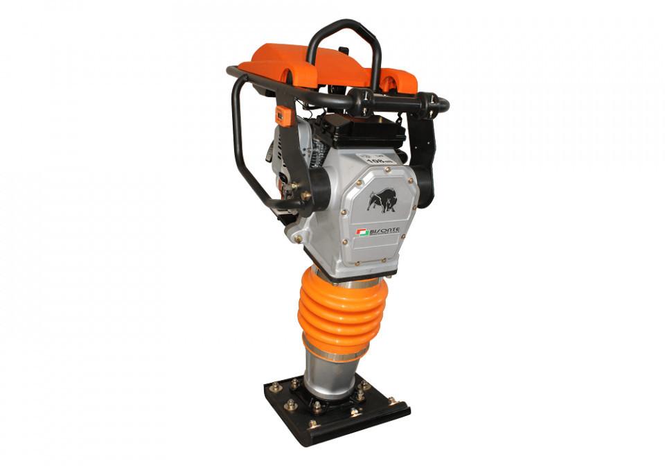 Mai Compactor Bisonte MC75-H 13.7 kN motor Honda greutate 72 kg Bisonte